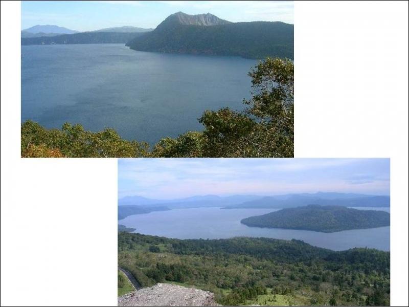 Ils s'appellent Machu et Kussharo. Ils sont sur l'île Hokkaïdo. Que sont-ils ?
