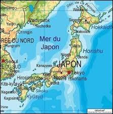 Quel détroit sépare le Japon de la Russie ?