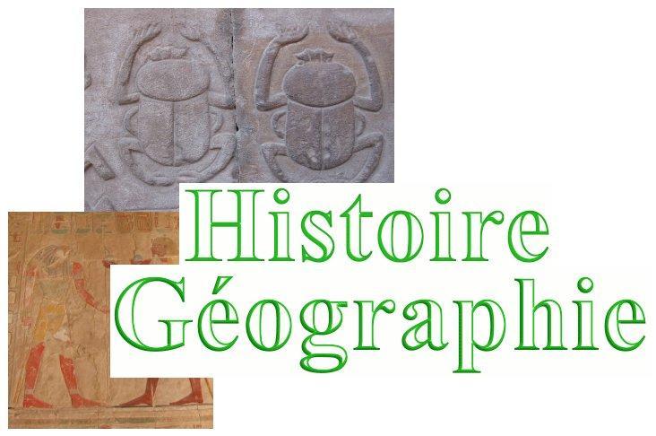 Histoire & Géo