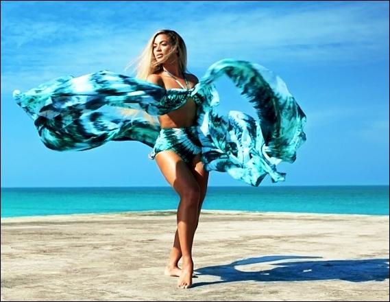 Avoir comme égérie Beyoncé, voilà une chance qui profite bien à...