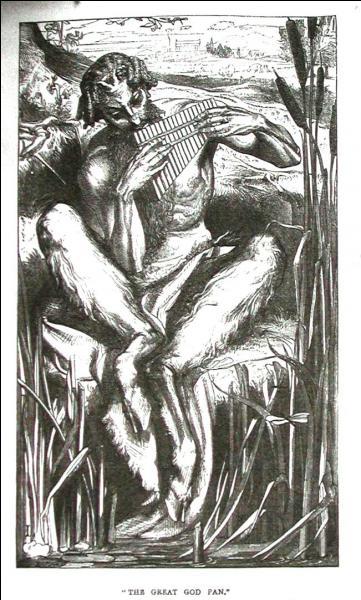 Ne paniquez pas, le mot  panique  a lui aussi ses origines mythologiques : il est issu du dieu grec Pan. Qui était ce dieu ?
