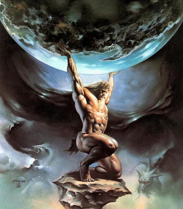 Mots issus de la mythologie