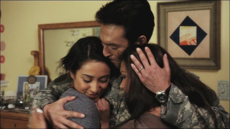 Je suis un père qui est dans l'armée et qui aime beaucoup sa fille. Qui suis-je ?