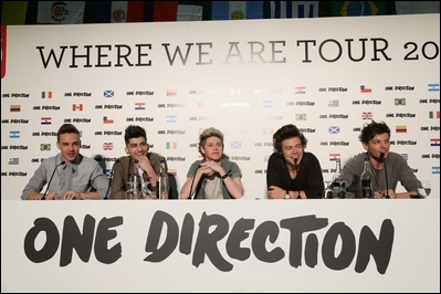 Est-ce qu'ils ont fini le Take Me Home Tour ?