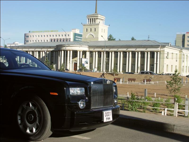 Quel est le salaire mensuel moyen en Mongolie ?