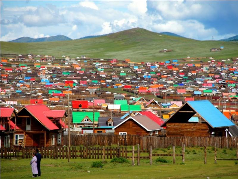 Quel est le nom de la Mongolie en langue mongole ?