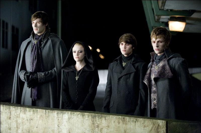 Question Bonus : Qui est la personne la plus cruelle des Volturi ?