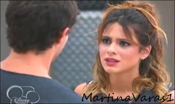 De qui Martina est-elle fan ?