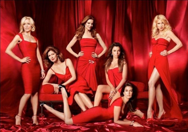 Laquelle de ces actrices n'est pas une desperate ?
