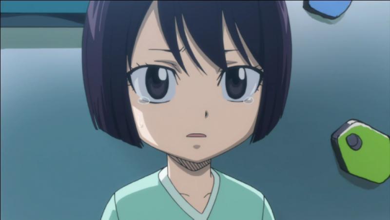 Qui est cette petite qui a cru que sa mère l'avait abandonnée et qui sauvera la vie de Grey ?