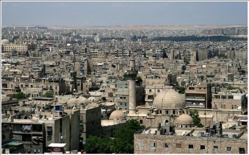 On dit de Damas, la capitale de la Syrie, que c'est la plus ancienne ville au monde à avoir été continuellement habitée. Ses habitants sont des :