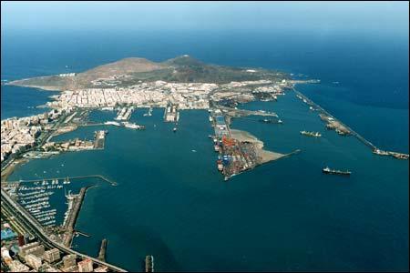 Las Palmas est la capitale d'une île espagnole de l'Atlantique. Laquelle ?