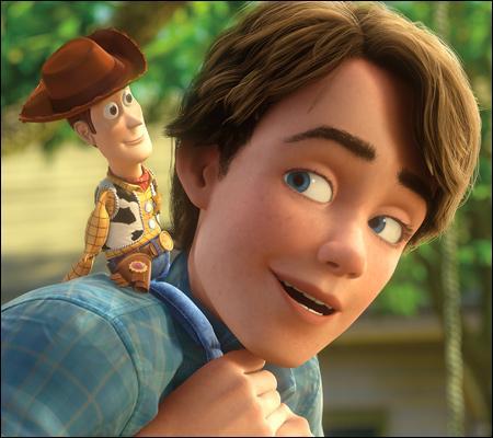 Woody, le shérif de  Toy Story , est le meilleur ami de :