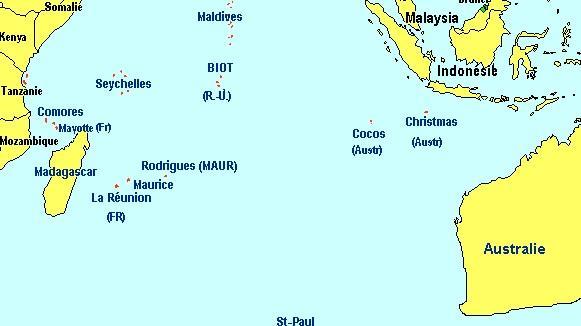 les-iles-de-l-ocean-indien