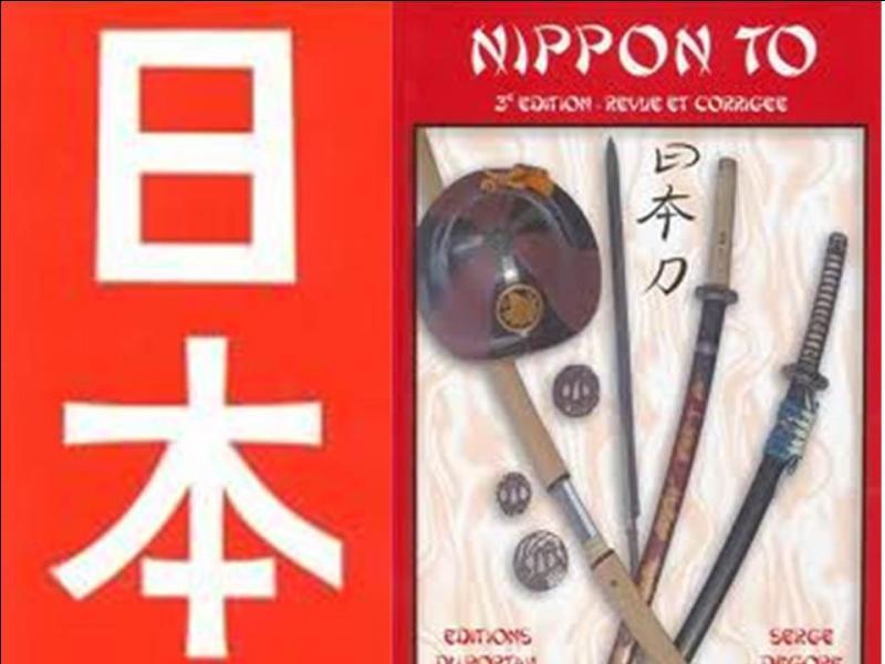 Quel est le nom japonais du Japon ?