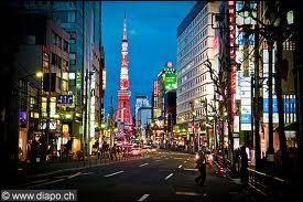 Quelle est la capitale administrative du Japon depuis 1868 ?