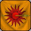 Par rapport à Winterfell, capitale du Nord, où se situe Lancehélion, capitale de Dorne ?