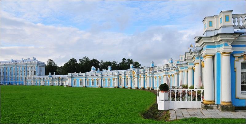 Quoi dire de plus à propos du  Palais Catherine , il est connu dans le monde entier !