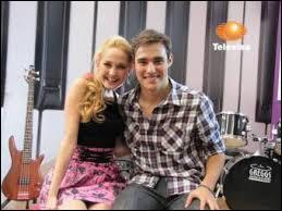 Nous sommes toujours dans la saison 1, quel est ce couple ?
