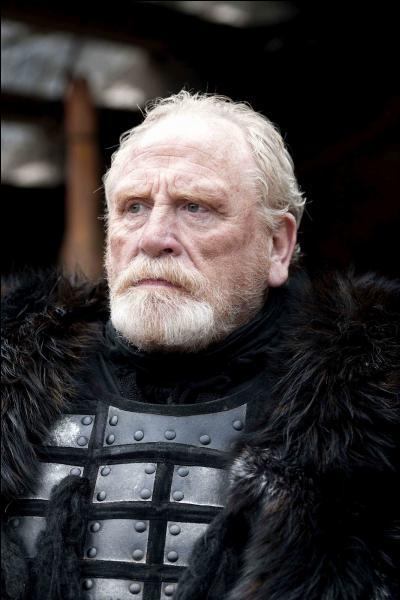 Qui est le lord Commandant de la Garde de Nuit, à ce moment de l'histoire ?