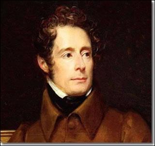 Quel siècle a t-il été marqué par les écrits du poète Alphonse de Lamartine ?