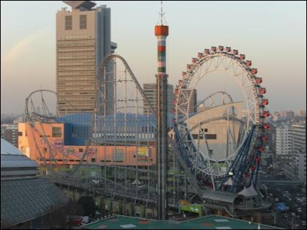 Quelle attraction de Tokyo voit-on sur cette photo ?