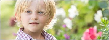Sur cette photo, quel âge a le fils de Clem ?