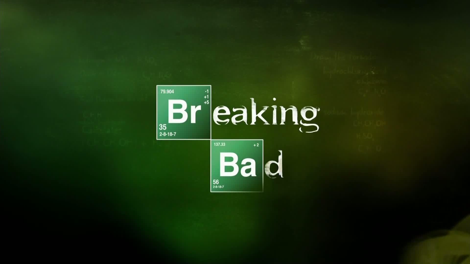 Breaking Bad - la série -