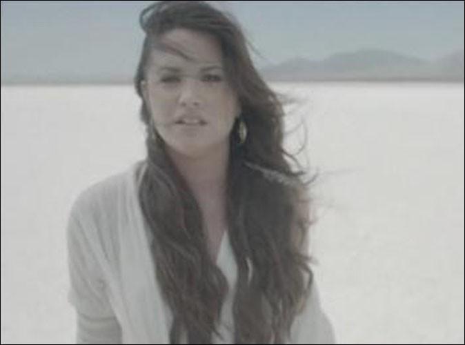 Et celle-ci d'un clip de Demi Lovato, lequel ?