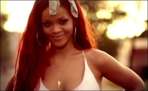 De quel clip de Rihanna s'agit-il ?