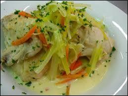 Le waterzooï,  eau qui bout , en flamand est un plat originaire de la région flamande. Quelle viande n'est JAMAIS la base ce plat unique ?