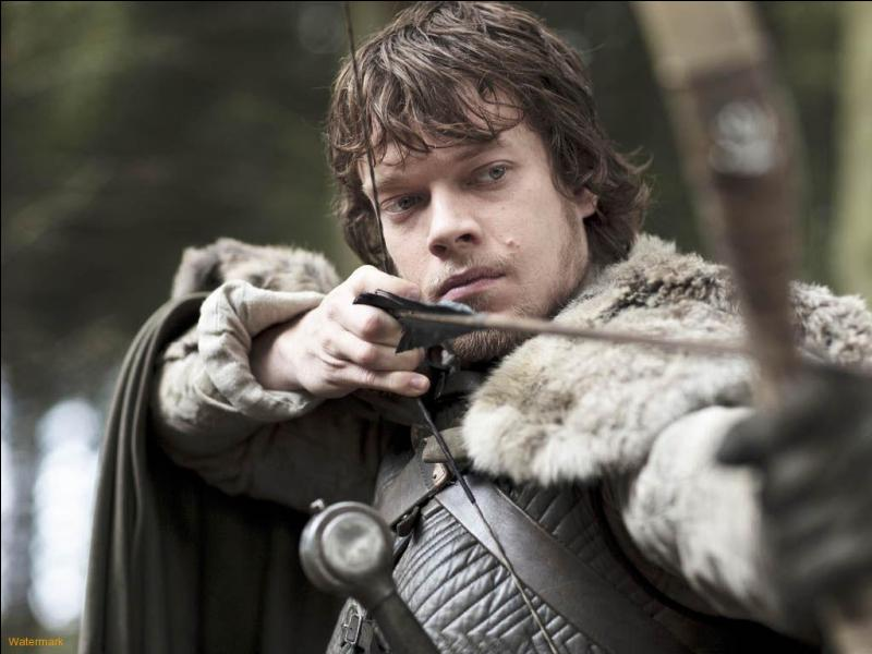 Pourquoi Theon Greyjoy est-il au service des Stark ?
