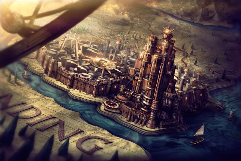 Qui part pour Port-Réal afin d'avertir lord Eddard sur les soupçons portés sur les Lannister ?