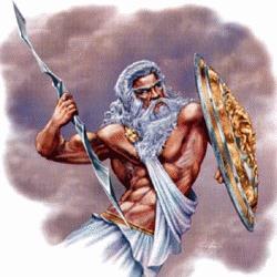 Première génération des dieux olympiens