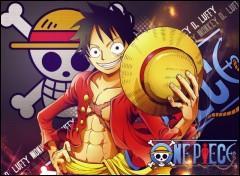 Qui a donné son chapeau de paille à Luffy ?