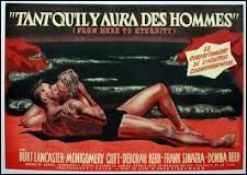 Quel acteur a obtenu son premier rôle au cinéma en 1953 dans ''Tant qu'il y aura des hommes'' ?