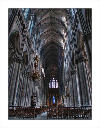 Les églises : des oeuvres d'art