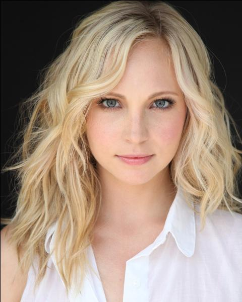 Qui est l'actrice qui joue Caroline Forbes ?