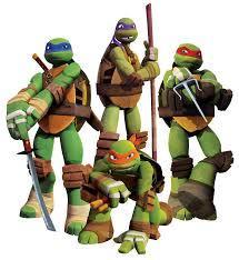 Tortues Ninjas 2012