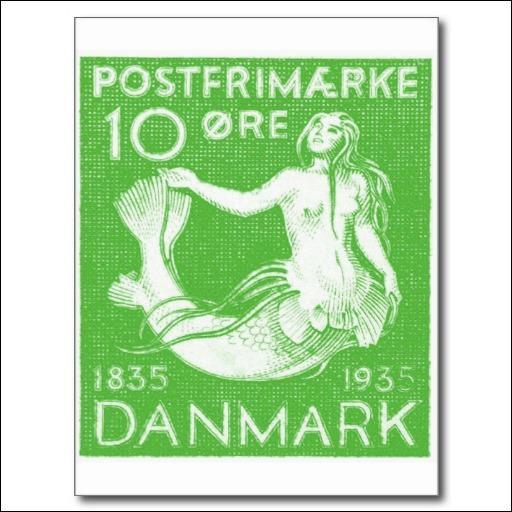 A quel endroit du Danemark peut-on admirer  La Petite Sirène  ?