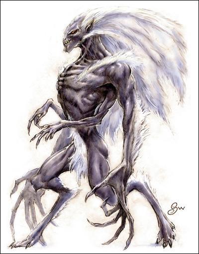 De quel pays est issue cette créature cannibale, surnaturelle et maléfique, le Wendigo ?