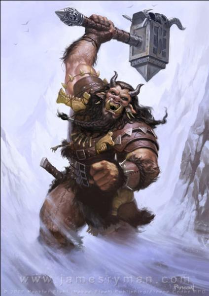 On l'appelle le Berserk ou guerrier-fauve, il est issu de la mythologie ...