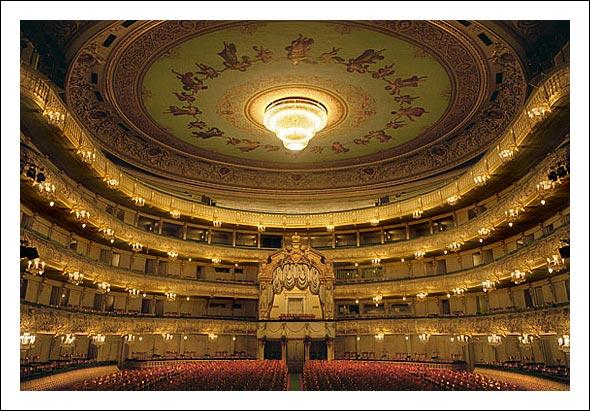 Quel est l'ancien nom du théâtre d'opéra  Mariinsky  ?
