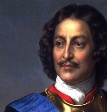 Qui est le créateur de Saint-Pétersbourg ?