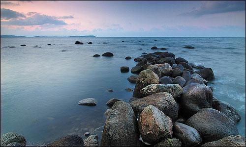 Au bord de quelle mer est située Saint-Pétersbourg ?