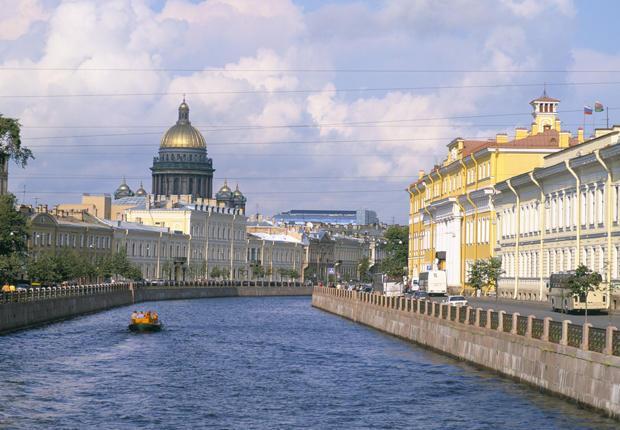 Connaissez-vous Saint-Pétersbourg ?