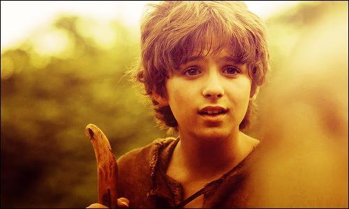 Où Baelfire se retrouve-t-il après avoir traversé le portail sans son père ?