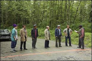 Quel nain traverse la frontière de Storybrooke, perdant ainsi une nouvelle fois la mémoire ?