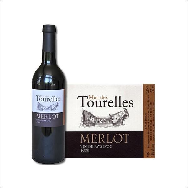 Récemment, le Mas des Tourelles Merlot a été vendu :