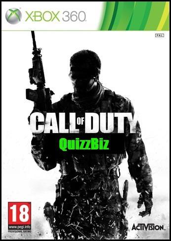 Tout le monde reconnait que c'est un Call Of Duty. Mais lequel est-ce ?